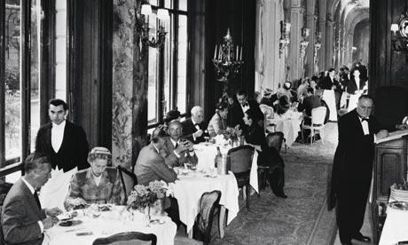 Tea at the Ritz