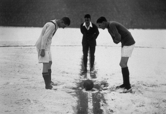 Snow in sport: Snow in sport
