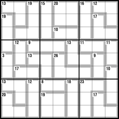 Observer Killer Sudoku Sunday October 17