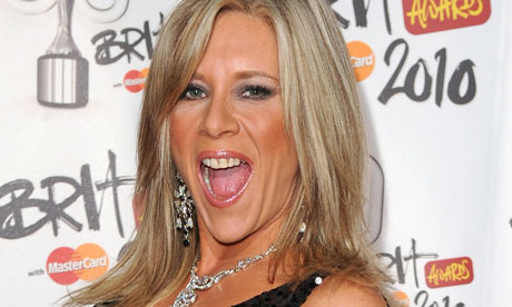 Samantha Fox Sun