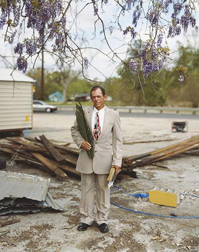 Alec Soth - Patrick, Palm Sunday, Baton Rouge, Louisiana, 2002