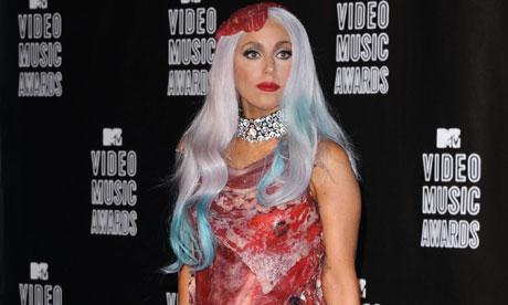 Lady Gaga. hadley freeman column