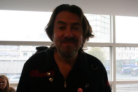 jonathan ross beard. Here are Jonathan Ross.
