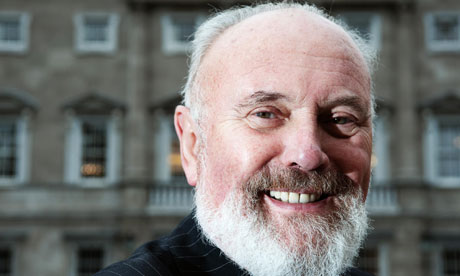 Senator David Norris  006 Guardian: Will Facebook Help Elect a Gay Man As President of Ireland?