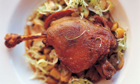 easy duck confit recipe nyt make mean duck confit from duck confit ...