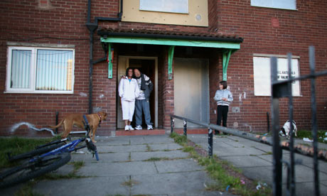 Salford council housing Social Action & Research Foundation SARF