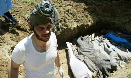 Iraq war victms