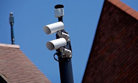 Surveillance cameras in Birmingham