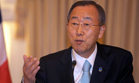 UN told climate funding is 'feasible' | Environment | guardian.