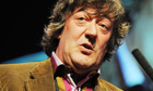 Stephen Fry shocks feminists by claiming women don't really like sex