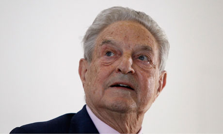 george soros wife. investor George Soros is a