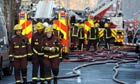 Fire Brigade Strikes Set for 05 Nov