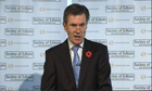 MI6 chief Sir John Sawers gives first public speech by serving head of Secret Intelligence Service