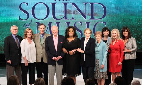 The Sound of Music cast reunite