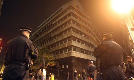 Police officers injured in rave violence