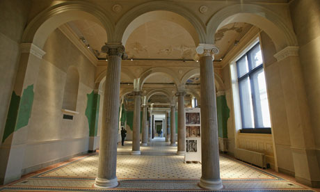 David Chipperfield's Neues Museum in Berlin