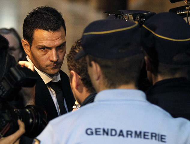 French rogue trader j 233 r 244 me kerviel was sentenced to jail and ordered