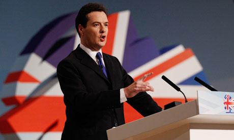George Osborne, quangos