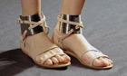 Sandals by Lanvin - Paris Fashion Week Spring/Summer 2011 Runway