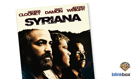 Syriana George Clooney. George Clooney turns off the