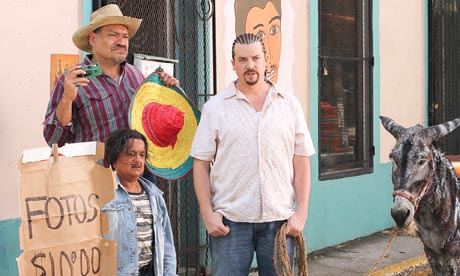 Kenny Powers Mexico Kenny Powers Pitches in to