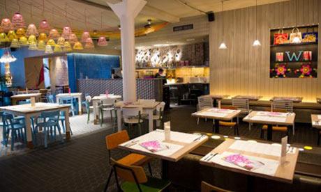 Extra Wahaca Restaurant