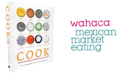 Extra cookbook wahaca