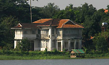 Aung San Suu Kyi house