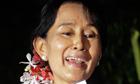 Aung San Suu Kyi is freed in Burma