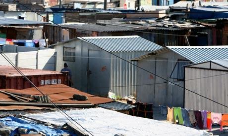 Gugulethu township