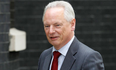 Cabinet Office minister Francis Maude