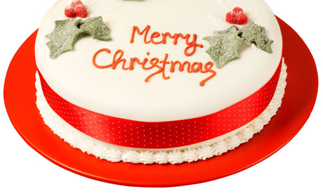 Christmas Cake Pictures Clip Art : Volleyball Cake Cake Ideas and Designs