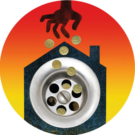 Renter: Lo Cole illustration
