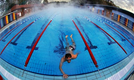 London Fields lido