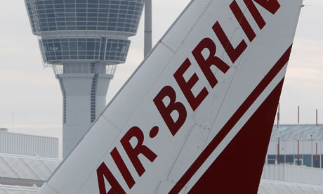 Air Berlin plance