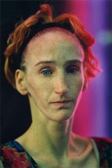 Untitled image of a woman, Robert Bergman