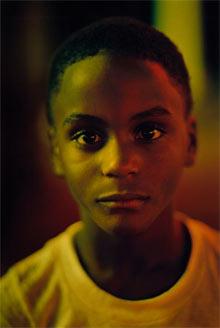 Untitled image of a child, Robert Bergman