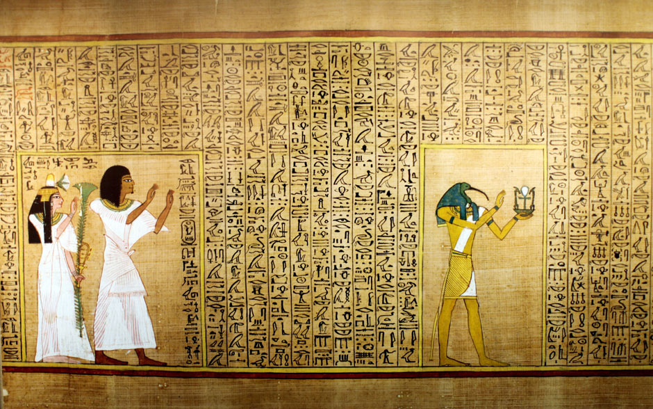 egypt book of the dead
