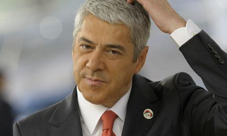 Portugal's prime minister, Jose Socrates