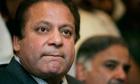 Pakistan opposition leader Nawaz Sharif
