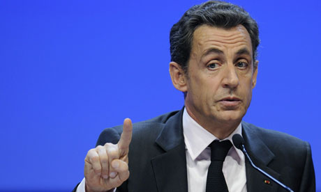 Nicolas Sarkozy is described in the US embassy cables as 'brilliant, impatient, hard to predict'