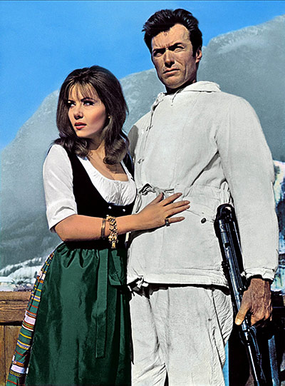 Ingrid Pitt Obituary: WHERE EAGLES DARE