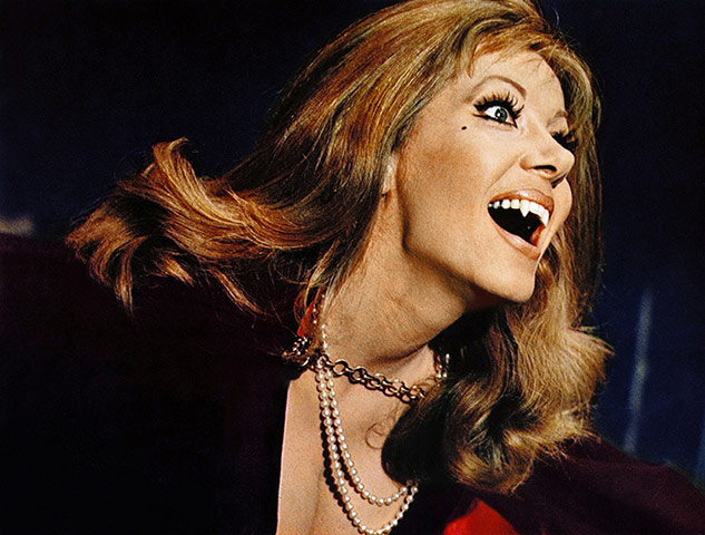 Ingrid Pitt Obituary: The House That Dripped Blood