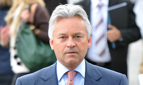 Alan Duncan, minister for international development in the Tory-Lib Dem coalition government