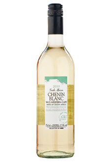 Asda South African chenin blanc 2010
