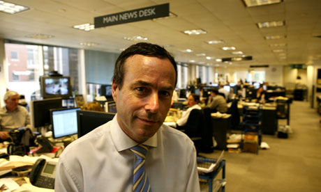 Barber Financial : Lionel Barber, editor of the Financial Times. Photograph: Graham ...