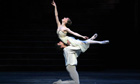 Royal Ballet's 2008 performance of Romeo and Juliet