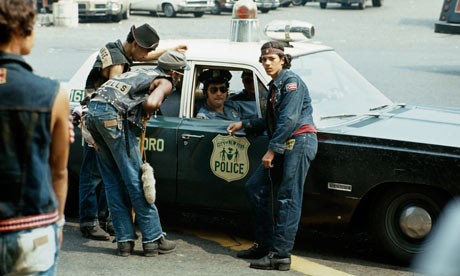 Savage Skulls Bronx Street Gangs http://www.guardian.co.uk/film/2010/nov/27/80-blocks-from-tiffanys