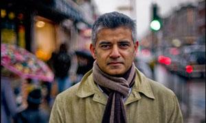 Sadiq Khan.