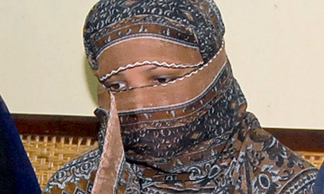 Asia Bibi, a Christian woman in Pakistan been sentenced to death on charges of insulting Islam
